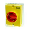 AC Isolators & <br> Switch Fuses