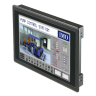 IV12H-SEAA Colour iView HMI 12.1  Screen 65535 Colours TFT LCD Touch 3 Serial Ports, LAN, MicroSD Aluminium Bezel